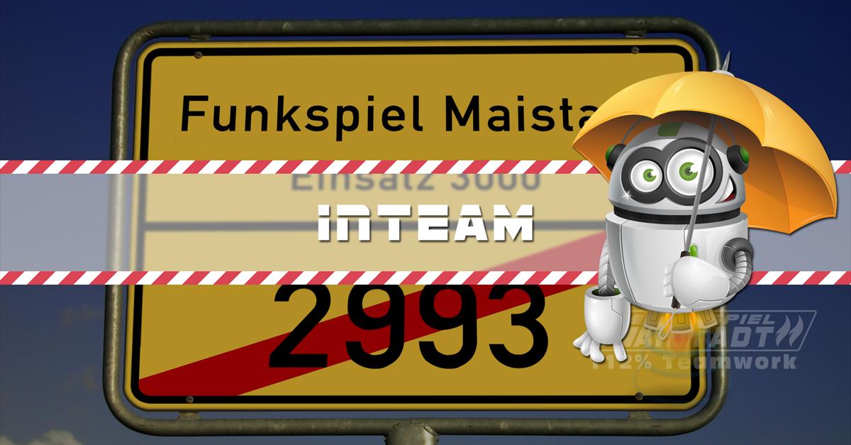 Funkspiel Maistadt - Einsatz 3000