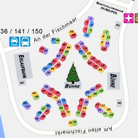 Funkspiel Maistadt - Weihnachtsmarkt