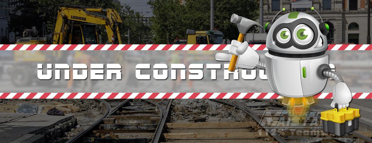 Funkspiel Maistadt - Bauarbeiten - 112% Teamwork