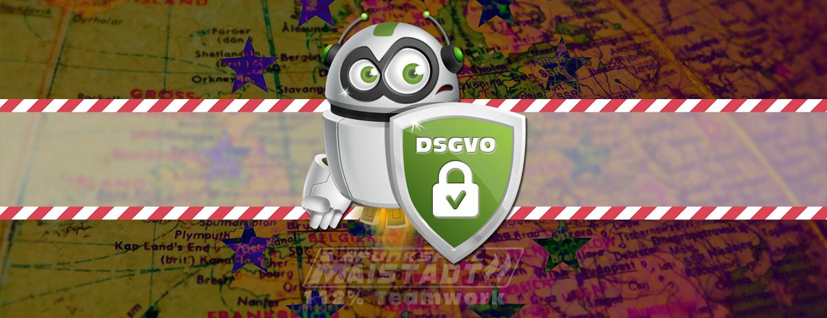 Funkspiel Maistadt und die DSGVO