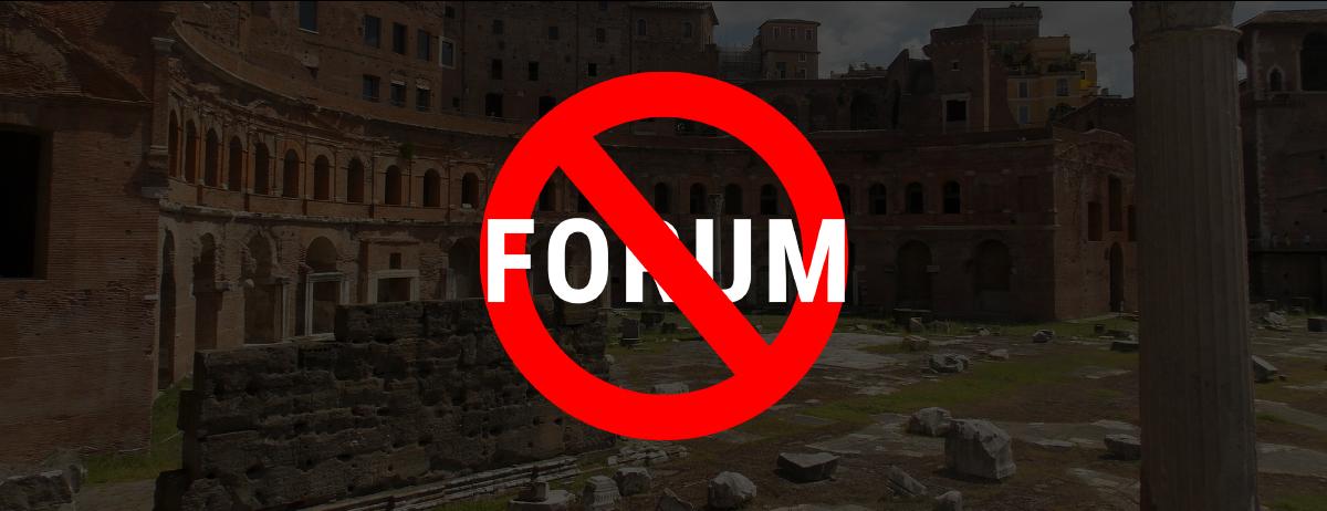 No Forum - Funkspiel Maistadt