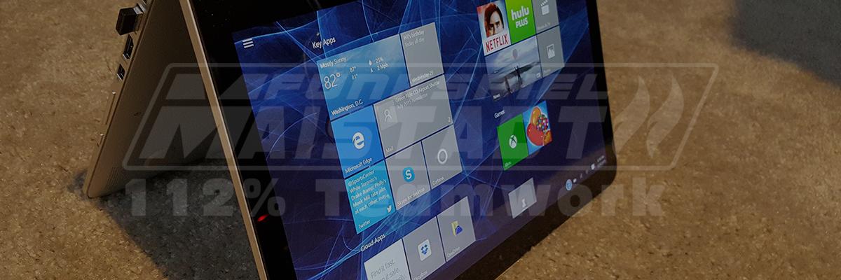 Windows 10 - Funkspiel