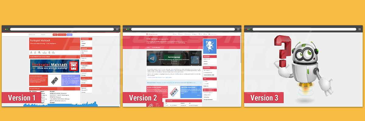 Funkspiel Maistadt - die Homepage