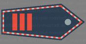Abzeichen Hauptbrandmeister / Hauptbrandmeister