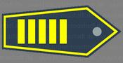 Abzeichen Generalinspekteur der Feuerwehr